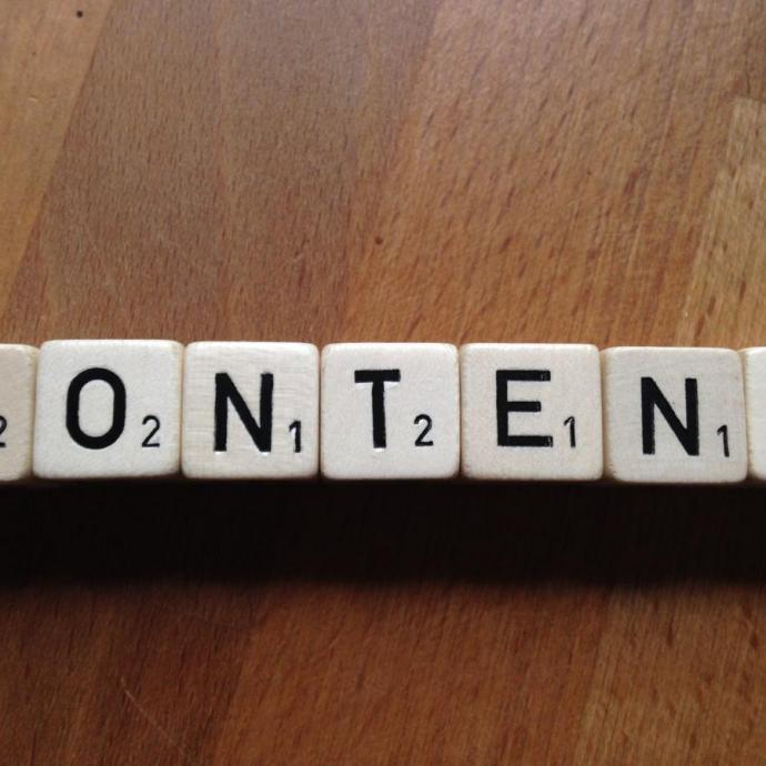 Privilégiez un contenu de qualité