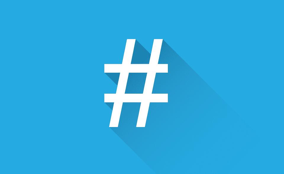 Un Hashtag, à quoi ça sert ?