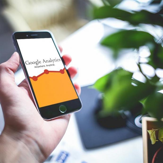 L'application Google Analytics fait peau neuve