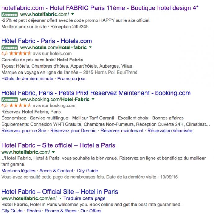 Révolution de la publicité sur Google Adwords
