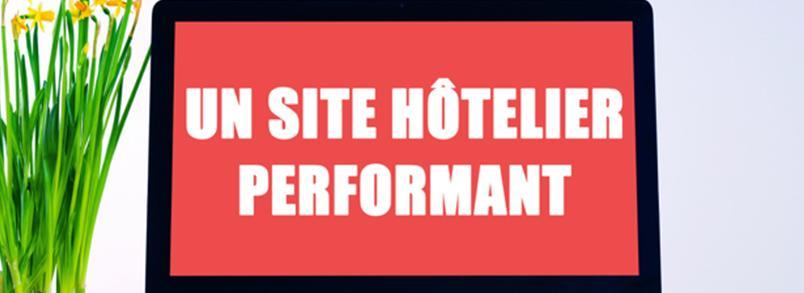 Un site web hôtelier performant: les clés du succès